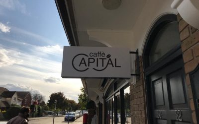 Caffe Capital Cobham Now Open