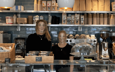 Why We're Opening a Coffee Shop in Cobham During a Pandemic
