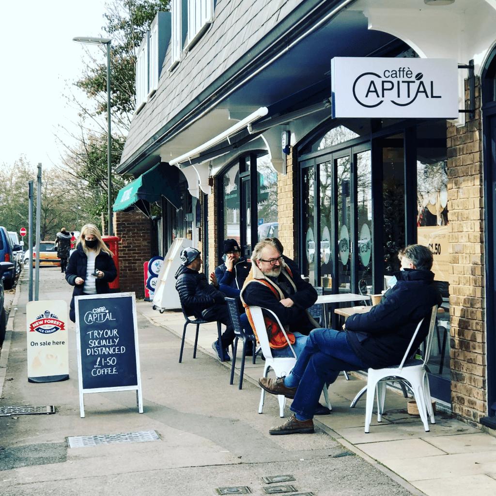 Cobham Coffee Shop